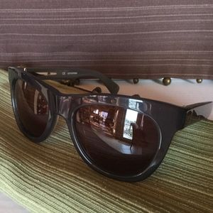 J Crew Betty Frosty Orchid/Grey Sunglasses